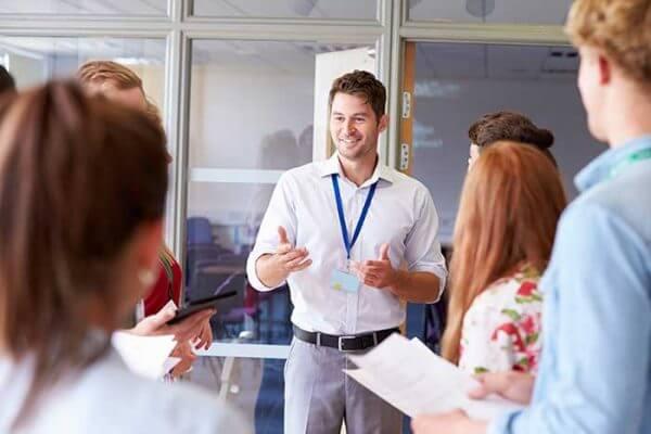 Ingenjör till Lärare - Teach for Sweden